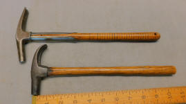 Upholstery or Farrier Tack Hammers