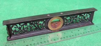 Davis 12 Cast Iron Level / Inclinometer