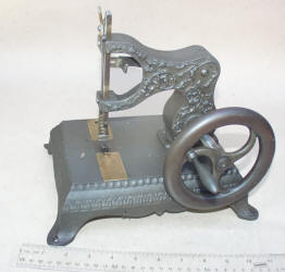 Gault 1857 Patent Ne Plus Ultra Sewing Machine