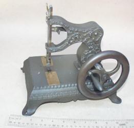 Gault 1857 Patent Ne Plus Ultra Sewing Machine