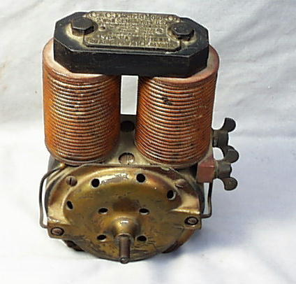 Patented Antiques Of A Mechanical Nature