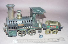 Plank Steam Engine Toy Train