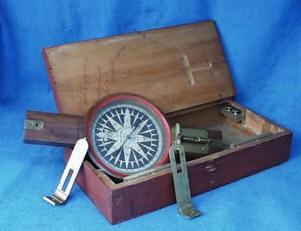 Thaxter Compass