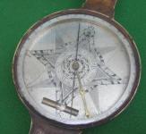 Lewis Michael 18th Century Vernier Surveying Compass