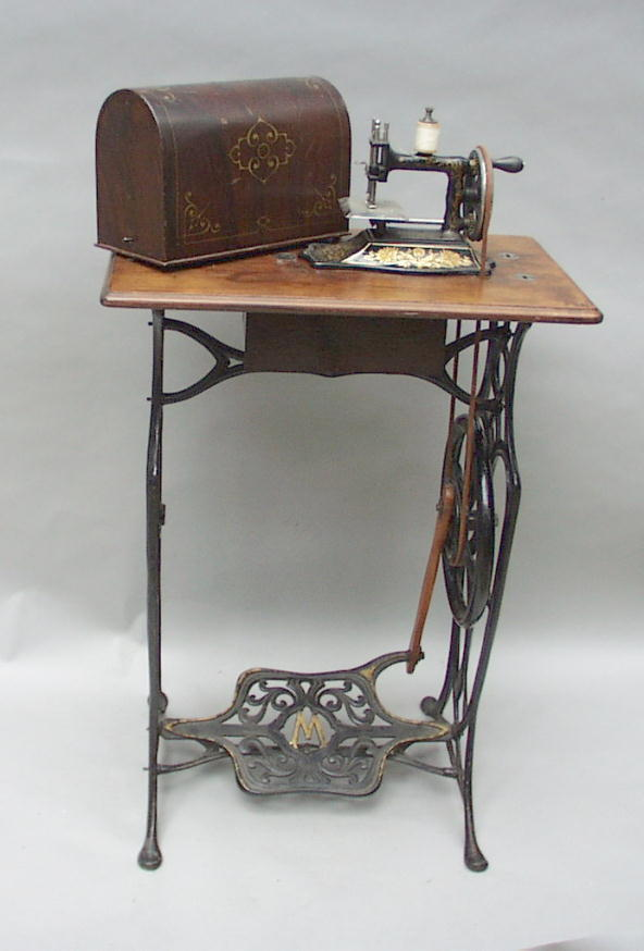 fashioned singer sewing machine for sale