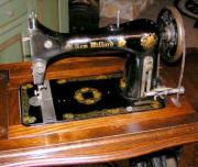 treadle sewing machine head