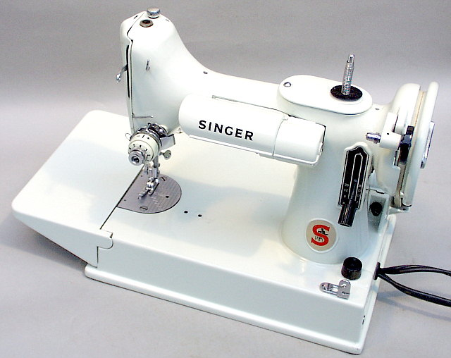 singer featherweight sewing machine value